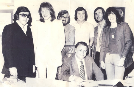 Edwards & Guest signing a record deal
