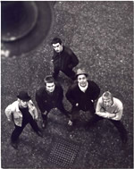Neat Change publicity photo 1960s mod and skinhead group