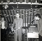 Neat Change playing gig 1960s