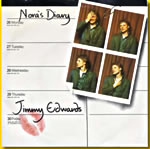 Nora's Diary by Jimmy Edwards single sleeve