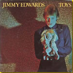 Toys by Jimmy Edwards single sleeve