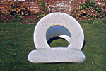 Francis Morland, different shot of Spring, fibreglass sculpture mid-sixties