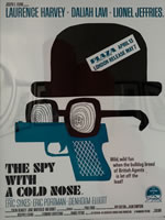 Spy With A Cold Nose (1966) film poster