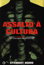 Assault by Home cover of Brazillian edition