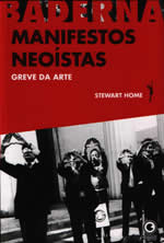 Neoist Manifestos by Stewart Home cover of Brazillian edition