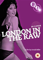London In The Raw DVD cover