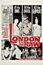 London In The Raw film poster