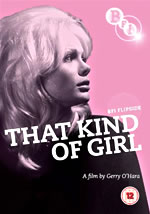 that kind of girl DVD cover