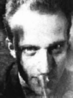 Photographic Portrait of Boris Vian