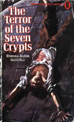 Terror of the 7 Crypts by Etienne Aubin cover