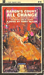 Baron's Court All Change cover 1965 paperback edition