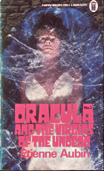 Dracula & The Virgins of the Undead cover